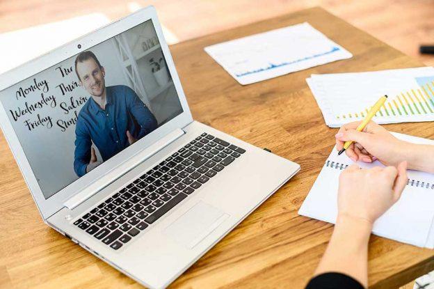 cursos de inglés online para principiantes