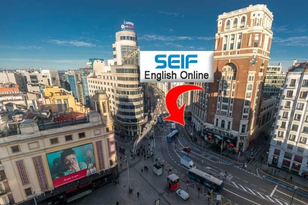 seif english madrid online