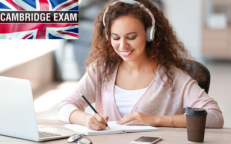 preparación de exámenes Cambridge online