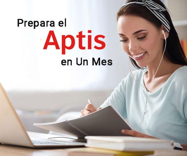 cursos para la preparación del Aptis
